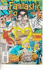 FANTASTIC FOUR  #393 1994 -DAYS OF RECENT PAST- DEFALCO/ RYAN...VF/NM