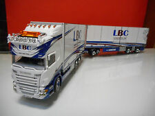 Tekno 68080 Scania R Topline - LBC Karlskoga from Sweden. Mint/ boxed