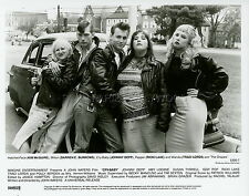 TRACI LORDS JOHNNY DEPP JOHN WATERS CRY- BABY 1990 VINTAGE PHOTO ORIGINAL #3