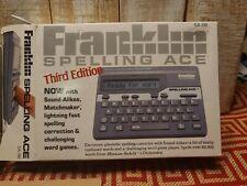 Franklin Spelling Ace SA-98