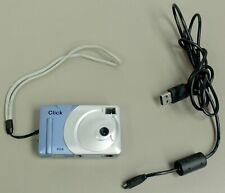 iClick Tiny VGA Digital Camera Camcorder Web Cam F6 03198810 USB PC Windows