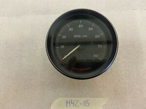 Genuine Harley-Davidson OEM Touring Tachometer Gauge 67348-04