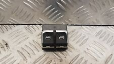AUDI A3 ELECTRIC WINDOW SWITCH DRIVERS 2 WAY 8V 2015
