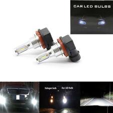 2x 9005 HB3 6000K White 8000LM CSP LED Headlight Bulbs Conversion Kit High Beam