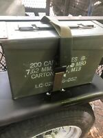 Ammo Can Tie Down Kit Strap + Mounts Trailer Boat Tractor Ford 8N 9N ATV Storage