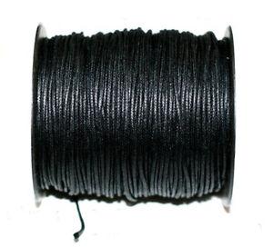 1 Rolle Baumwollband,gewachst,73 Meter auf Rolle,1,0mm dick