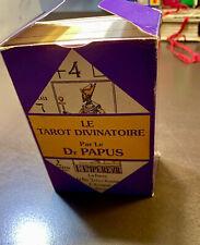 Tarot Divinatoire du Dr Papus