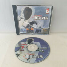 PC CD-Rom - Rainbow Six Rogue Spear