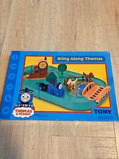 New Thomas & Friends Tank Engine Bring Along TOMY 2001 Gullane