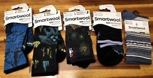 Smartwool Socks Women's PhD Cycle and Outdoor Mixed Medium/Large $122 NWT!!