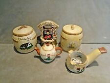 Varied Collection Of Manor Ware. Lot 9