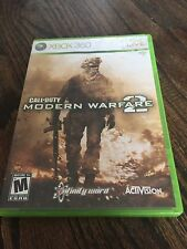 Call Of Duty Modern Warfare 2 Xbox 360 Cib Game XG2