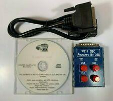 OBD2 Auto W211/R230 ABS/SBC Scan Tool for Mercedes OBD SBC Reset Tool