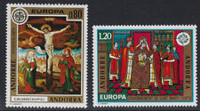 ANDORRA (FRENCH) :1975 Europa pair SG F262-3 MNH
