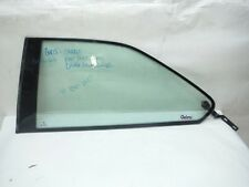 1994 BMW 325IS DRIVER LEFT REAR QUARTER GLASS WINDOW OEM