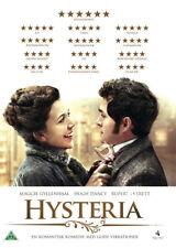 Hysteria NEW PAL Cult DVD T. Wexler Hugh Dancy Maggie Gyllenhaal Rupert Everett