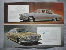 1966 Jaguar 420 Original advert No.1