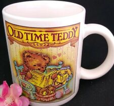 Old Time Teddy Mug Adorable Cocoa or Coffee Cup