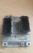 QB 24420558 0261207720 CORSA C ENGINE ECU VAUXHALL OPEL BOSCH