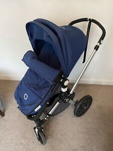 Bugaboo Cameleon Travel System And Accessories-Navy Blue