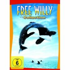 Free Willy Collection 1 + 2 + 3 + 4 DVD