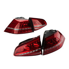 OEM Tail Lights Tail Lamps LED Taillights For VW MarkVII Golf GTI GTD MK7 Mark 7