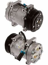 New A/C AC Compressor Replaces: Sanden SD7H15 4815 Ford International Navistar