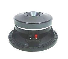 "LASE L10-750 10"" Mid Range Speaker 3"" Voice Coil 80 Oz Magnet"