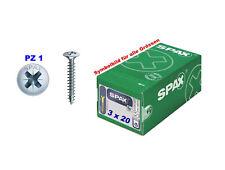 Vollgewinde 3,5 x 25 mm Senkkopf T-STAR plus 4CUT 200 St/ück SPAX Universalschraube WIROX A3J 1191010350253