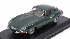 Jaguar E Coupe' 1962 Green 1:43 Model BEST MODELS
