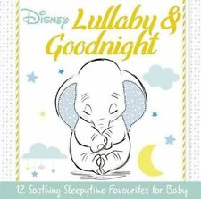 Disney - Lullaby & Goodnight - CD (2004) - Brand NEW and SEALED