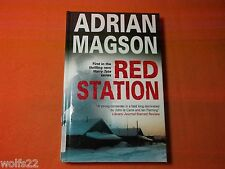 Red Station 1 by Adrian Magson (2010, Hardcover)