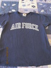 Preowned Oarsman Women's/Juniors size S t-shirt Airforce