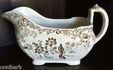 Antique 1800's PB&S Chelsea Victorian English Transferware  Ra2665 Gravy Bowl