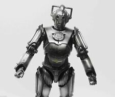 """Doctor Dr Who Cyberman Action figure 6"""" old loose #Lk9"""