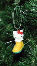 Hello Kitty Fashionable Shoe Christmas Ornament # 1