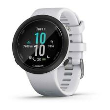 Smartwatch Garmin Swim 2 Silicone White Pool Swolf 42mm Gps 010-02247-11