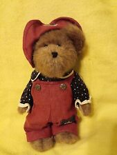 Boyds Jointed The Boyds Plush Teddy Bear Collection 1988-2003