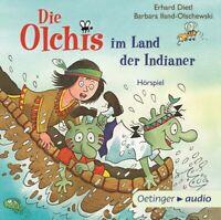 ERHARD DIETL - DIE OLCHIS IM LAND DER INDIANER   CD NEU