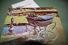 Vintage Wilson  Vintage Pram Catalogue 1962 ; archive copy