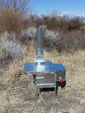 Little Amigo Wood Camp Tent Stove Riley Stoves  Kit 2A