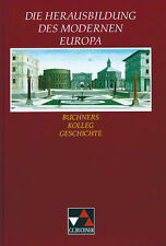 Schulbücher mit Geschichts-Thema fürs Abitur im Lehrbuch-Format