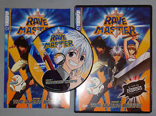 Rave Master Vol. 1: The Quest Begins DVD