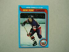 1979/80 TOPPS NHL HOCKEY CARD #146 JOHN TONELLI ROOKIE EX/NM SHARP!! 79/80 TOPPS