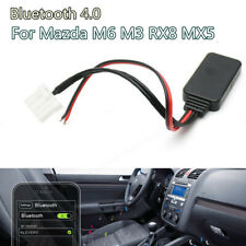 Durable Wireless Bluetooth Adapter Car AUX Audio Cable For Mazda M6 M3 RX8 MX5