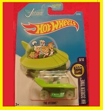 The Jetsons Flying Car. TV. 2017 25/365. HW Screen Time. DTX36. New in Package!
