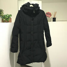 AUTHENTIC MONCLER RENNE Long Puffer Jacket with tags Black
