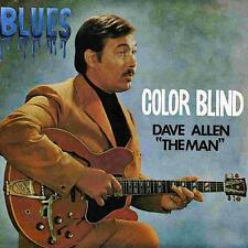 Dave Allen : Color Blind (CD 2010)  **NEW**  BARGAIN!!  FREE!! UK 24-HR POST!!