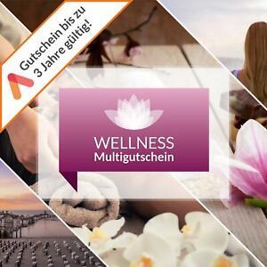 Wellness Kurzreise Multi Hotel Gutschein 3 Tage für 2 Personen in 40 Wahl Hotels