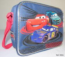 Disney Cars Car  Back Pack  School Bag Backpack Medium Lunch box 9.5 x 8  NWT
